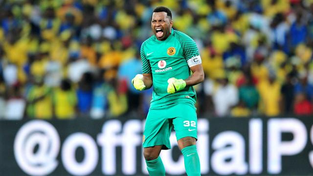 Amakhosi have confirmed that Khune will be ready to take on Bakgaga despite injury scare