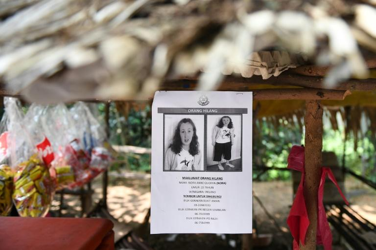 Malaysia police tell inquest 'no sign' French-Irish teen was kidnapped