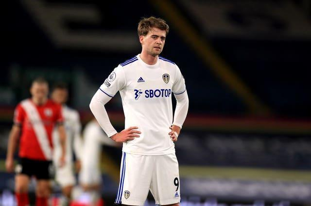 Patrick Bamford just missed out on a first England call-up