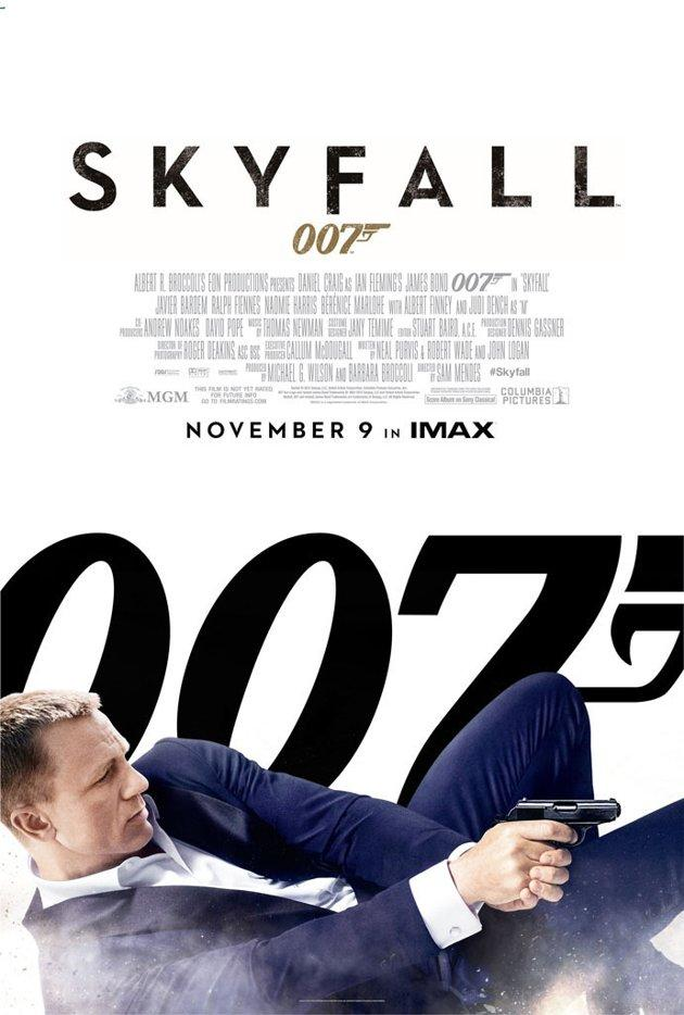 "Best Original Song: ""Skyfall"" Adele Great song. Great singer. Great movie. Slam-dunk."