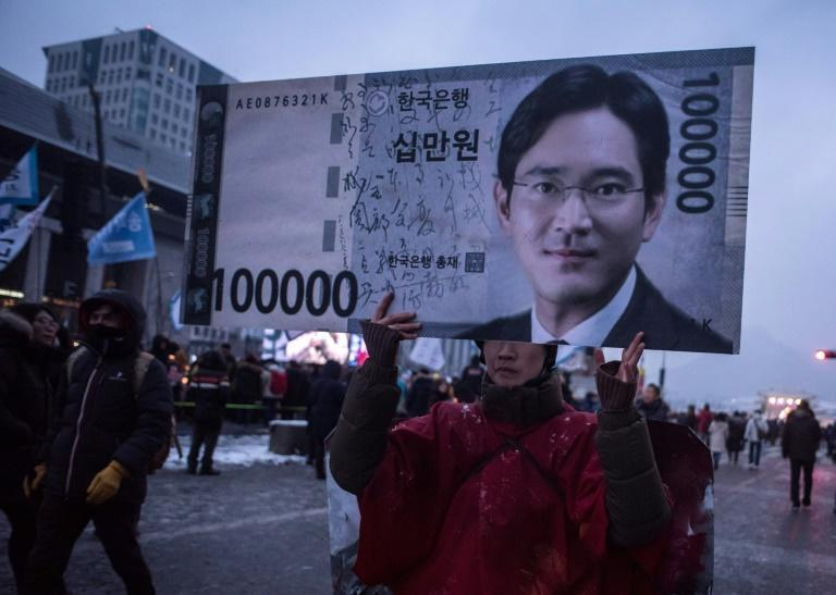"""The scandal that has swirled around the Samsung heir has sparked nationwide calls to reform """"corrupt"""" chaebols"""
