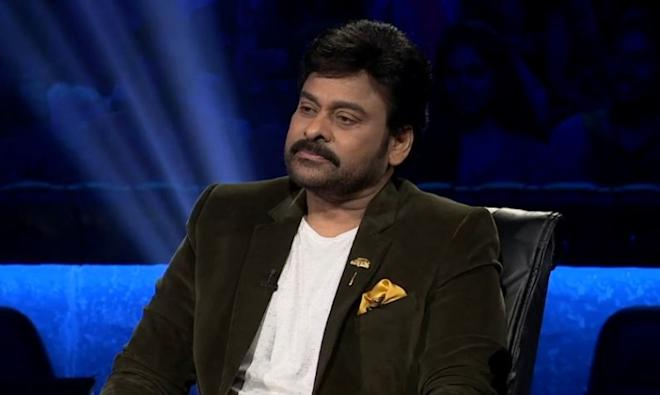 Chiranjeevi on MEK 4