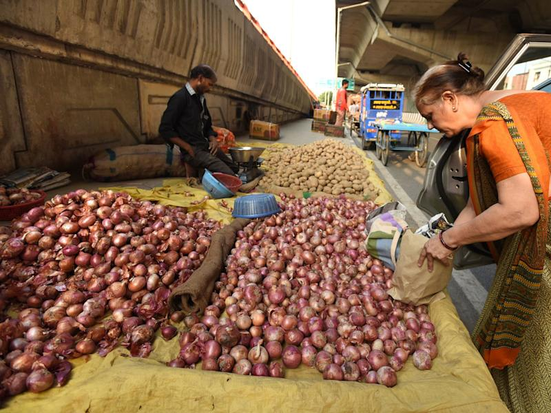 Why India Suddenly Stopped Exporting Onions