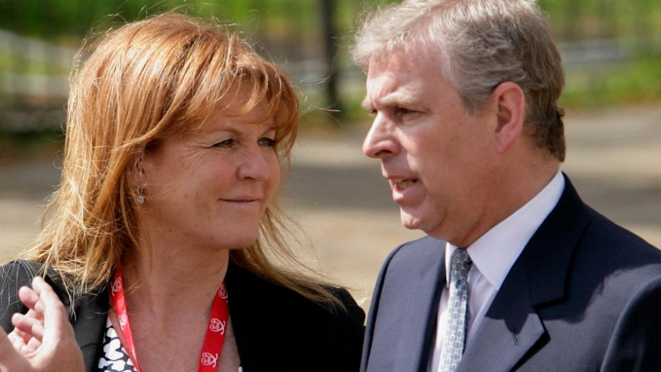 Sarah Ferguson has come out in defence of her ex-husband Prince Andrew. Photo: Getty