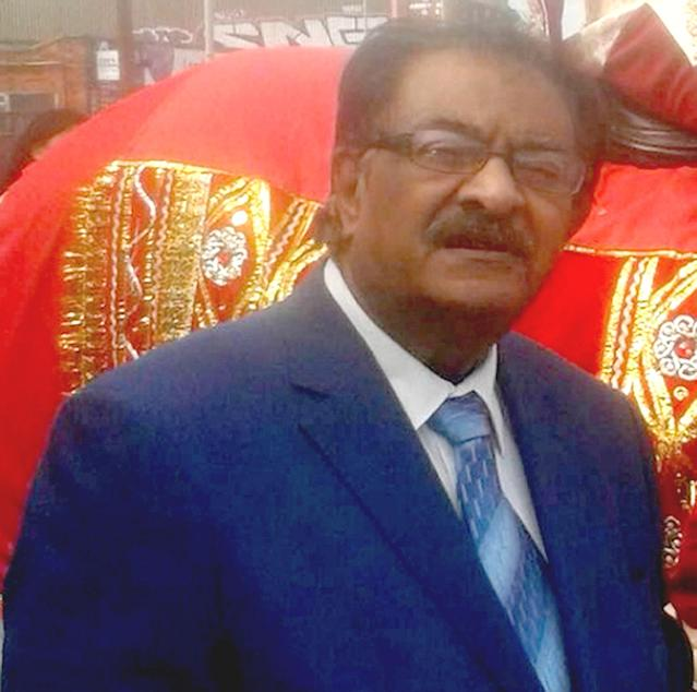 Ramniklal Jogiya was abducted and killed near his home in Leicestershire (PA Images)