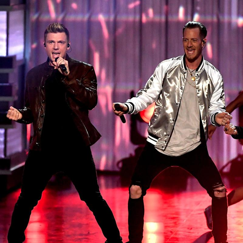 Hold Someone Close and Listen to Florida Georgia Line and BSB's ACMs Performance