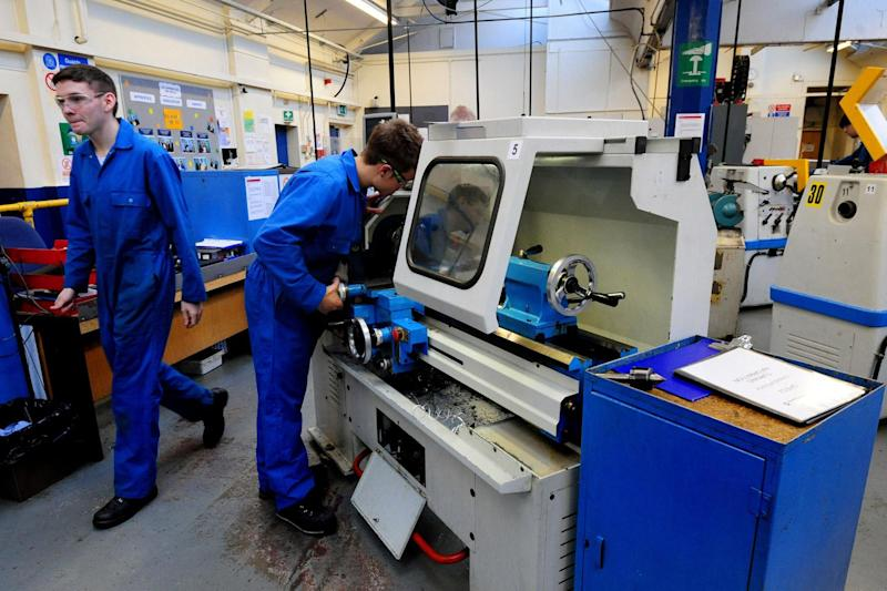 Apprenticeships could be key in plugging the skills gap
