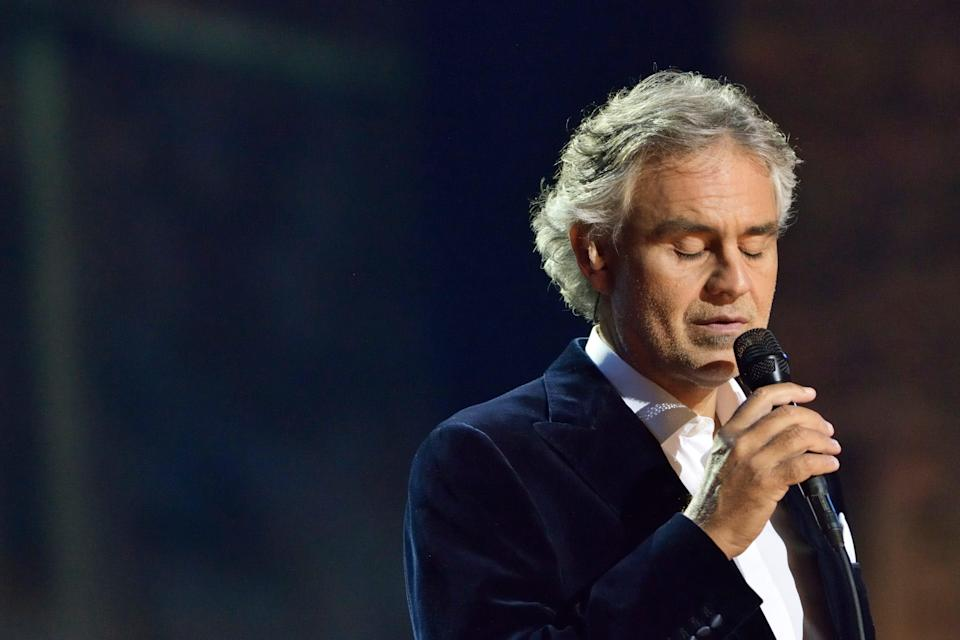 """""""Great Performances"""" celebrates the top talents in music, theater and dance. """"Andrea Bocelli: Cinema"""" aired in Season 43, of the show that debuted in 1971."""