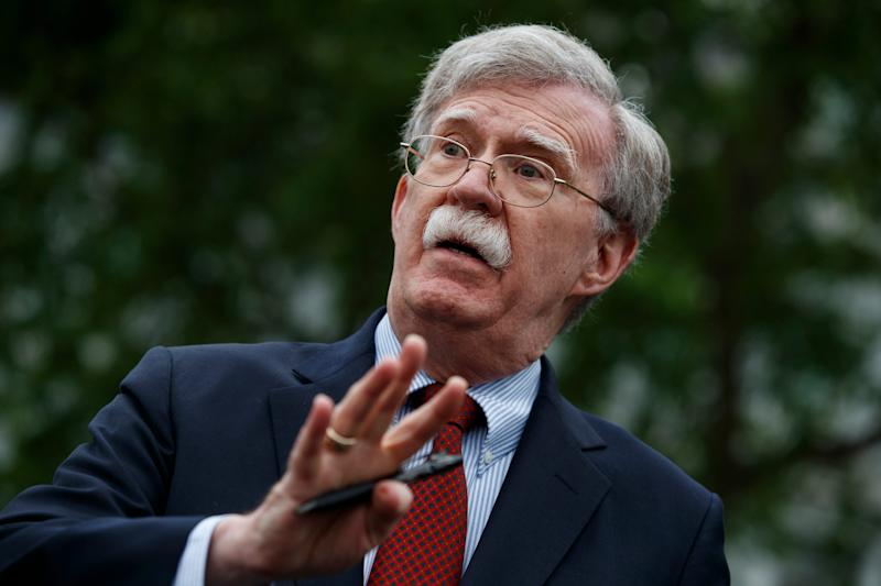 Bolton takes on Trump's approach to North Korea, saying Kim will do 'whatever he can to keep' nukes