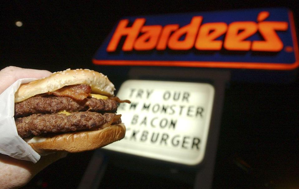 <p>This is another mostly franchised restaurant, so double check your local Hardee's hours, but you'll likely be able to feast there on January 1. </p>