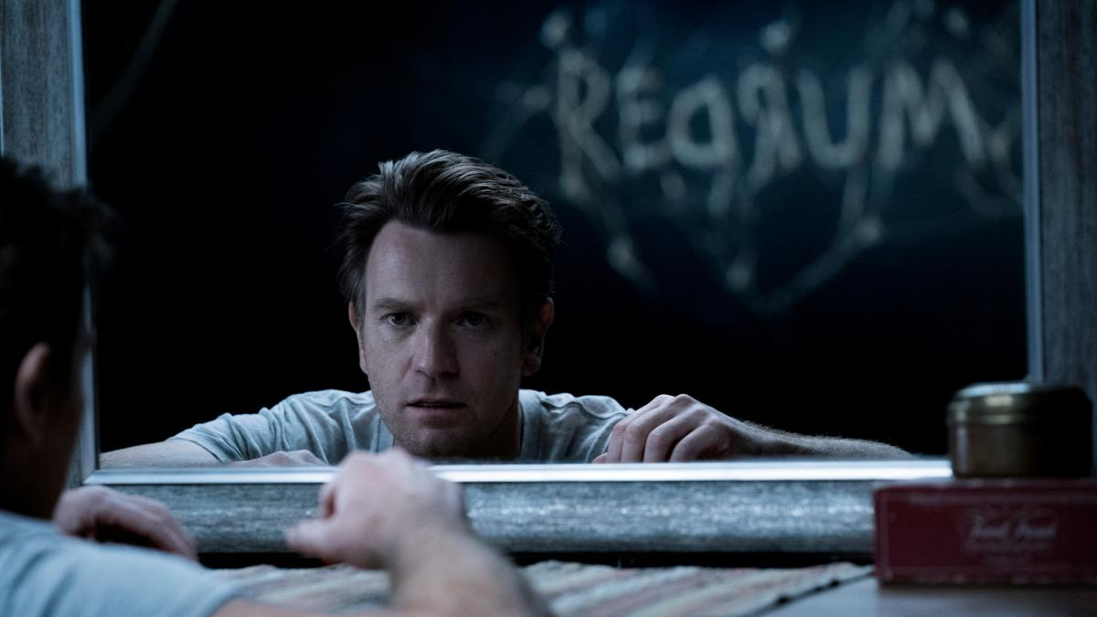 Ewan McGregor plays the older Danny Torrance in 'Doctor Sleep'. (Credit: Warner Bros)
