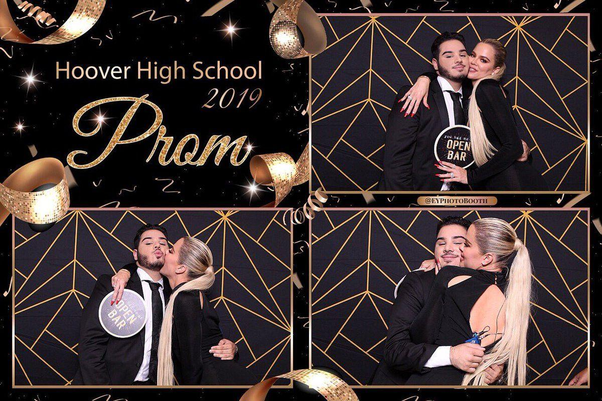 """<p>Khloé finally got the chance to go to prom and she went with a lucky superfan who is no stranger to the Kardashian fam. According to <em><a href=""""https://www.tmz.com/2019/06/01/khloe-kardashian-high-school-prom-superfan-narbeh/"""" target=""""_blank"""">TMZ</a></em><a href=""""https://www.tmz.com/2019/06/01/khloe-kardashian-high-school-prom-superfan-narbeh/"""" target=""""_blank""""></a>, <em></em>Narbeh has been pretty close to Khloé and she has even sent some very sweet messages in the past. When Narbeh posted the prom photos on his Twitter, they blew up and Khloé even revealed <a href=""""https://twitter.com/khloekardashian/status/1135014424350035968"""" target=""""_blank"""">that it was her first prom ever</a>!</p>"""