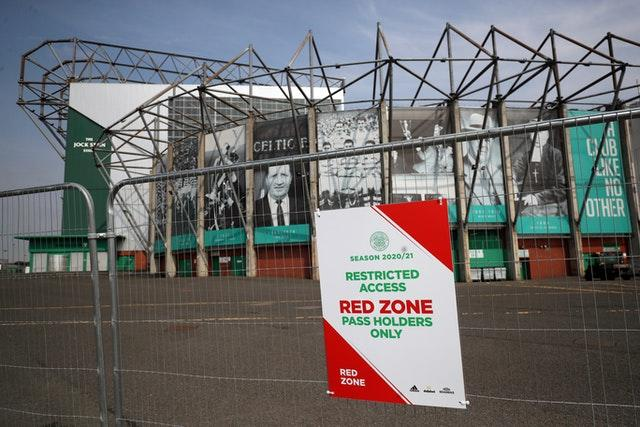 Plans are being drawn up for football fans to return