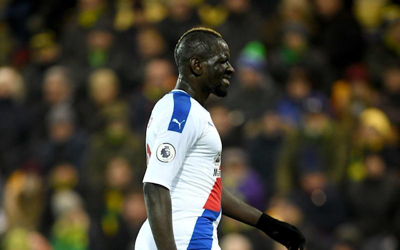 Mamadou Sakho was not at home when burglars struck - PA