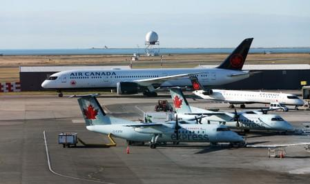 Air Canada sees A220 jet delivering boost for key U.S. transit traffic