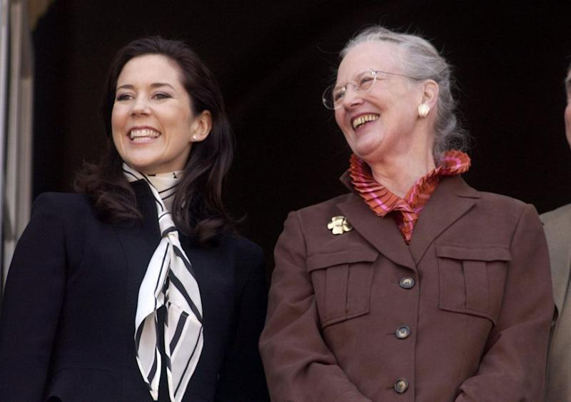 It's been reported that Princess Mary is in 'Queen training'. Photo: Getty Images