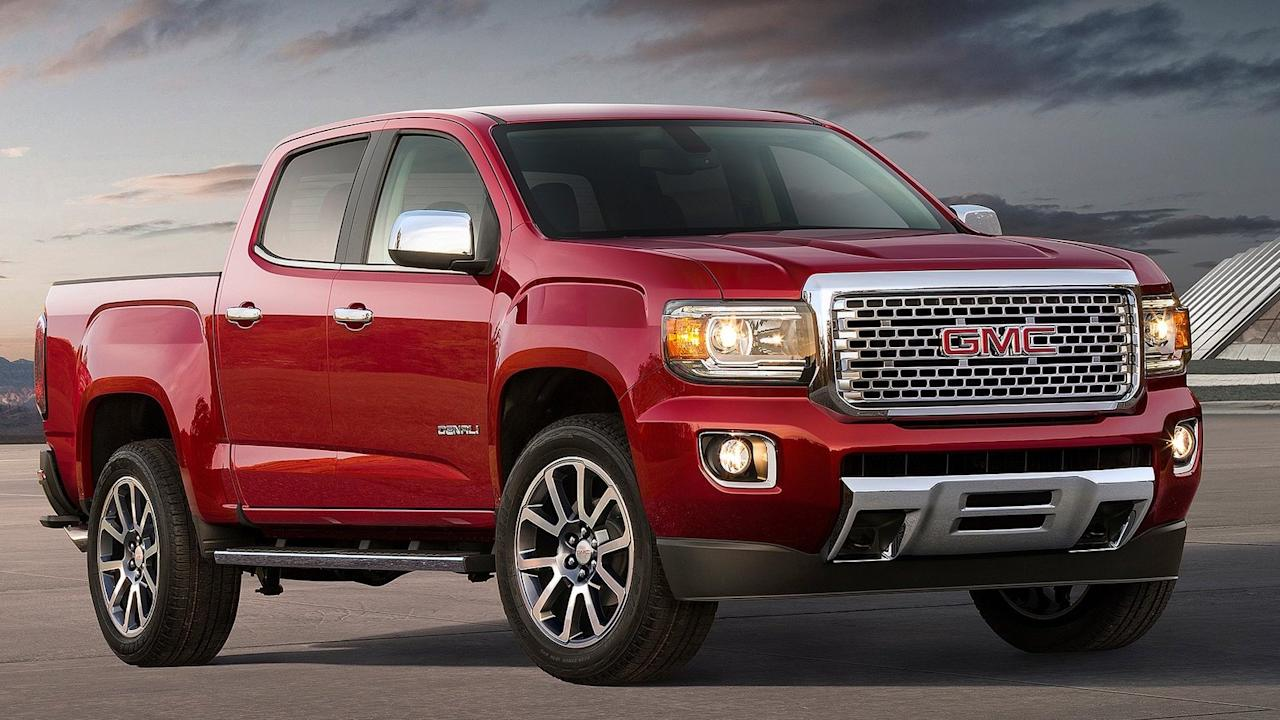 <p>The GMC Canyon's score of 0.8% puts it in last place on this list of trucks ranked by their likelihood to pass 200,000 miles. That's well below the light-duty truck segment's average of 1.8%, and, as you're about to see, things aren't any better for the GMC's sibling from Chevrolet.</p>