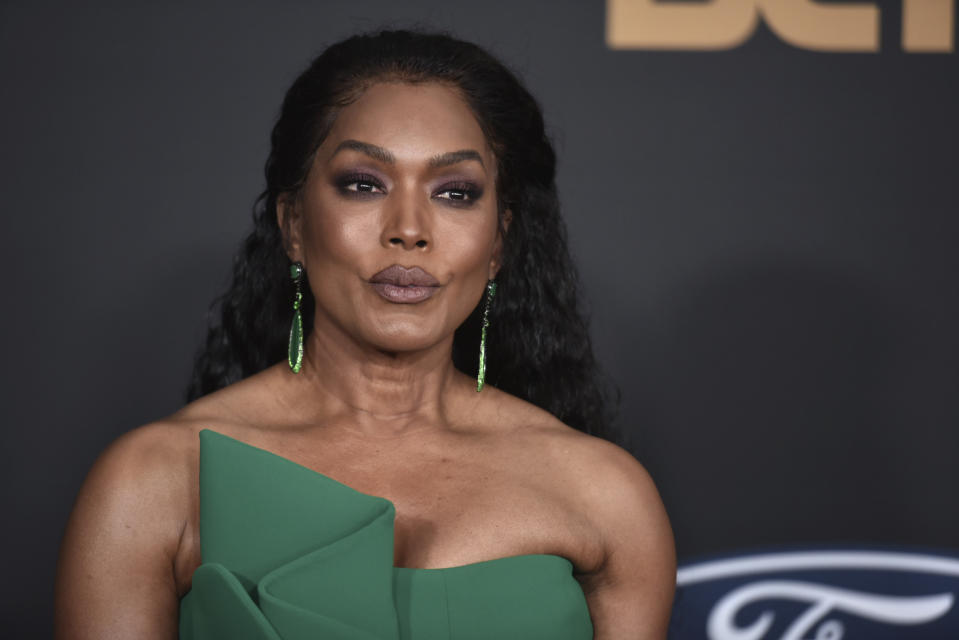 <p>Oscar nominee Angela Bassett. (Richard Shotwell/Invision/AP)</p>