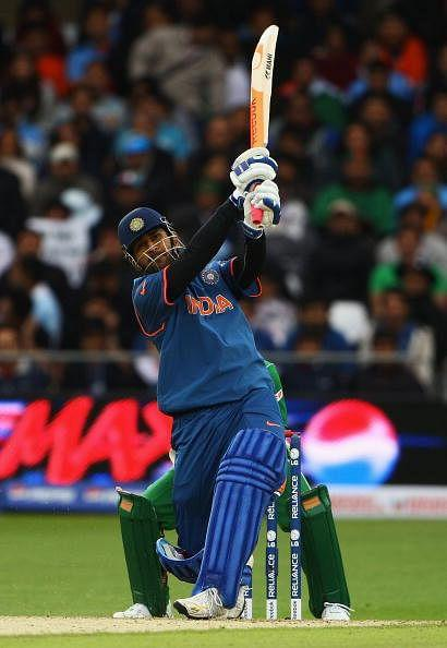 India v Bangladesh - ICC Twenty20 World Cup