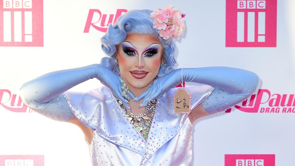 Blu Hydrangea, our queen of makeup, has lots of advice on makeup, self acceptance and following your dreams (Images: Getty)