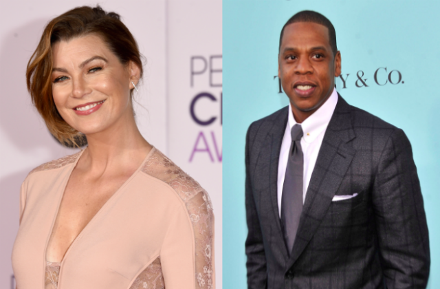 Grey\'s Anatomy\' Star Ellen Pompeo Gives Props To Jay-Z\'s Tidal ...