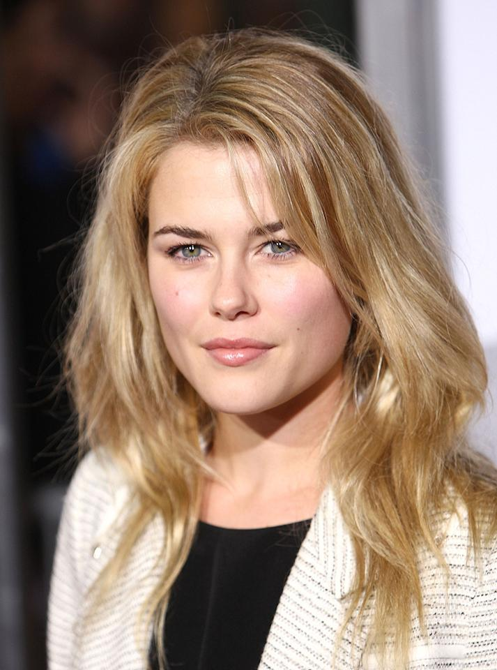 """<a href=""""http://movies.yahoo.com/movie/contributor/1809057149"""">Rachael Taylor</a> at the Los Angeles premiere of <a href=""""http://movies.yahoo.com/movie/1810022085/info"""">I Love You, Man</a> - 03/17/2009"""