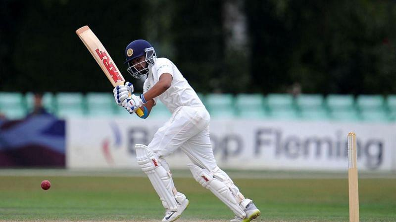 Prithvi Shaw's technique has been found wanting on a number of occasions recently
