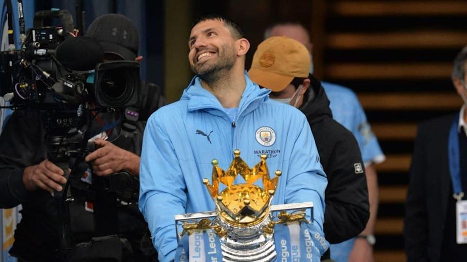 Aguero campeón | PETER POWELL/Getty Images