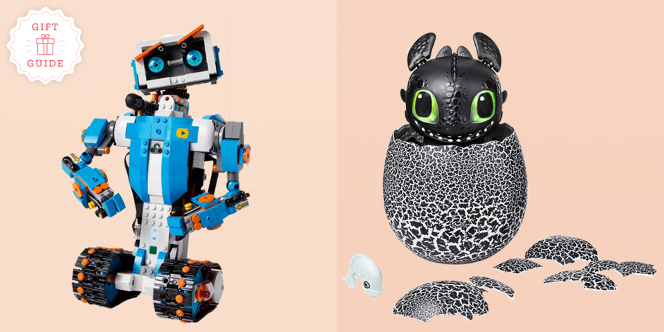 """<p>This year, kids have plenty of toys that'll help them explore their interests, get in touch with their creative sides and help them sharpen their skills, all while having loads of fun. For budding scientists, there are <a href=""""https://www.goodhousekeeping.com/childrens-products/g5162/best-stem-toys"""" rel=""""nofollow noopener"""" target=""""_blank"""" data-ylk=""""slk:STEM toys"""" class=""""link rapid-noclick-resp"""">STEM toys</a> that'll help them learn to code, perform experiments or find out more about the world around them. For artistic types, there are toys that will let them design and create their own fashions or make art they can display in their rooms. For budding influencers, there are gifts that will help them create """"content"""" that expresses their unique personalities. And for the littlest ones, all play is learning, since it helps them get their imaginations working and their bodies moving.</p><p>With all that in mind, every year, the <a href=""""https://www.goodhousekeeping.com/institute/about-the-institute/a19748212/good-housekeeping-institute-product-reviews/"""" rel=""""nofollow noopener"""" target=""""_blank"""" data-ylk=""""slk:Good Housekeeping Institute"""" class=""""link rapid-noclick-resp"""">Good Housekeeping Institute</a> evaluates hundreds of new and popular toys looking for the best gifts for kids, from <a href=""""https://www.goodhousekeeping.com/holidays/gift-ideas/g4624/stocking-stuffers-for-todders/"""" rel=""""nofollow noopener"""" target=""""_blank"""" data-ylk=""""slk:stocking stuffers"""" class=""""link rapid-noclick-resp"""">stocking stuffers</a> to big-ticket items, for everyone from <a href=""""https://www.goodhousekeeping.com/holidays/gift-ideas/g1900/gifts-for-toddlers/"""" rel=""""nofollow noopener"""" target=""""_blank"""" data-ylk=""""slk:toddlers"""" class=""""link rapid-noclick-resp"""">toddlers</a> older <a href=""""https://www.goodhousekeeping.com/holidays/gift-ideas/g4742/gifts-for-tween-girls/"""" rel=""""nofollow noopener"""" target=""""_blank"""" data-ylk=""""slk:tweens"""" class=""""link rapid-noclick-resp"""">tweens</a> and <a href=""""https://www.goodho"""