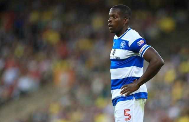Nedum Onuoha now lives in the United States (Adam Davy/PA)