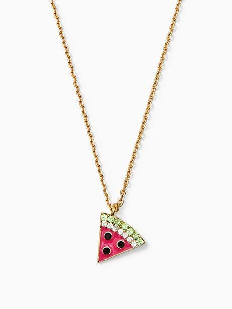 <p><span>Picnic Perfect Watermelon Mini Pendant</span> ($22, originally $69)</p>