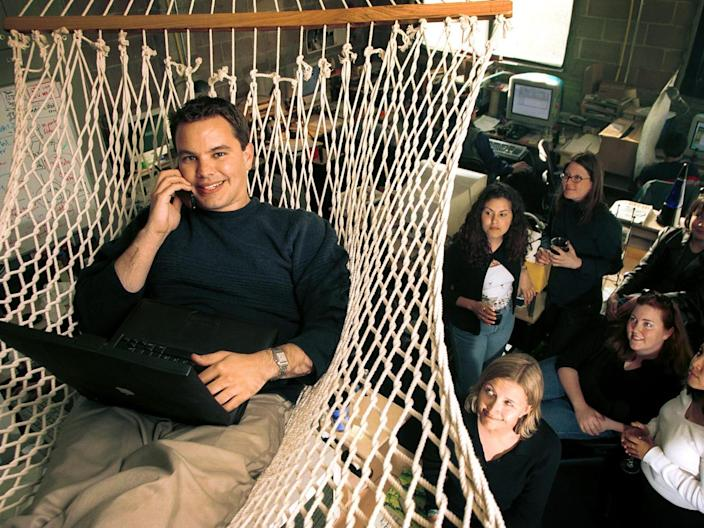 Jeff Bonforte was one of the many tech founders made into a millionaire during the dot-com bubble of the late 1990s.
