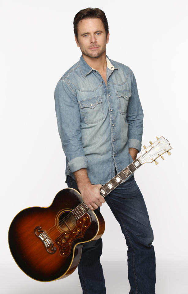 "Charles Esten stars as Deacon in ""Nashville"" on ABC."