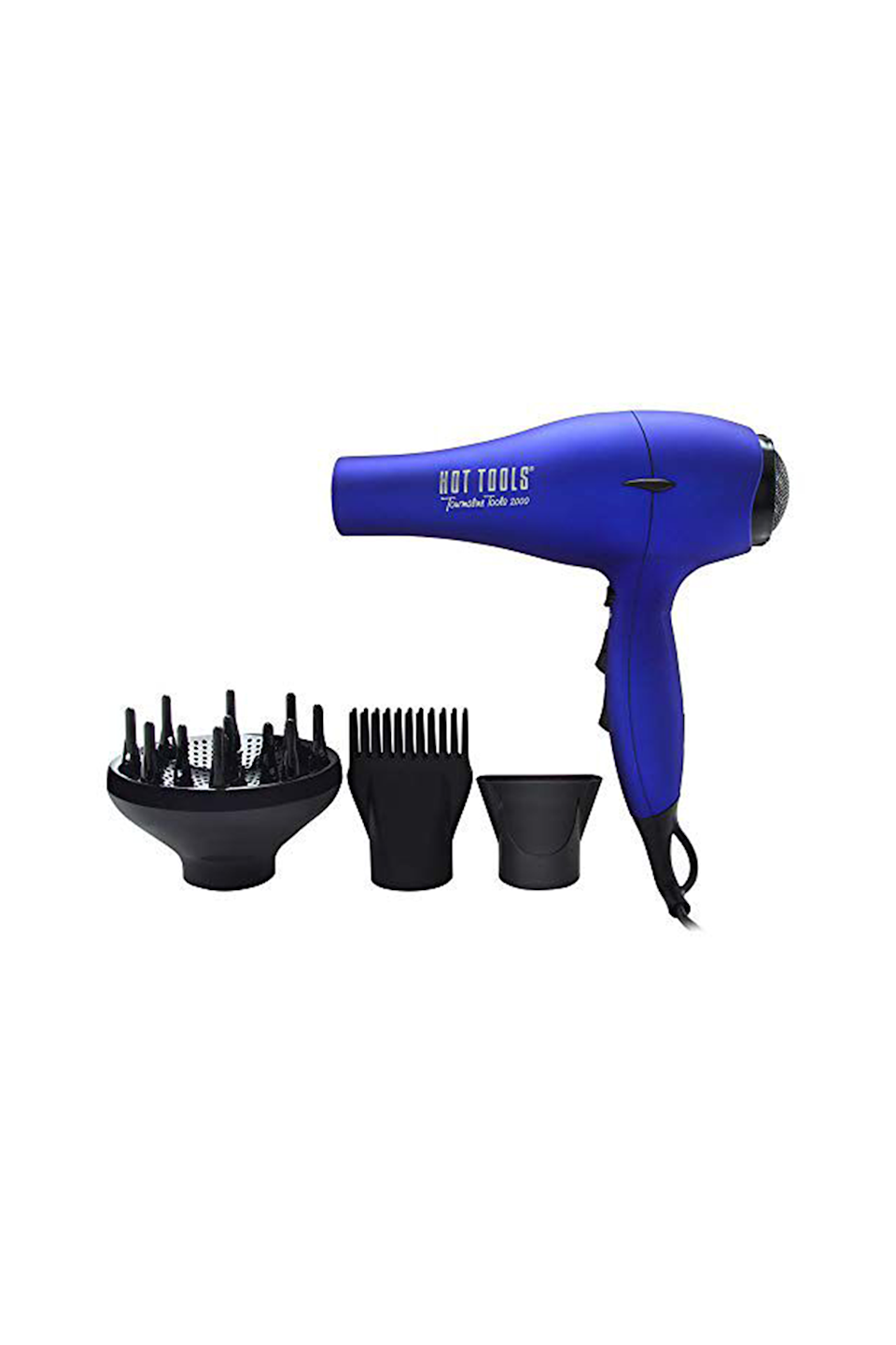 """<p><strong>Hot Tools</strong></p><p>amazon.com</p><p><strong>$65.33</strong></p><p><a href=""""http://www.amazon.com/dp/B072LTSQ7H/?tag=syn-yahoo-20&ascsubtag=%5Bartid%7C10063.g.35000905%5Bsrc%7Cyahoo-us"""" rel=""""nofollow noopener"""" target=""""_blank"""" data-ylk=""""slk:Shop Now"""" class=""""link rapid-noclick-resp"""">Shop Now</a></p><p>As a trusted brand, Hot Tools provides a dryer that comes in at just under $70 while also being lightweight, lacking the clunkiness that can often leave you tired after styling.</p>"""