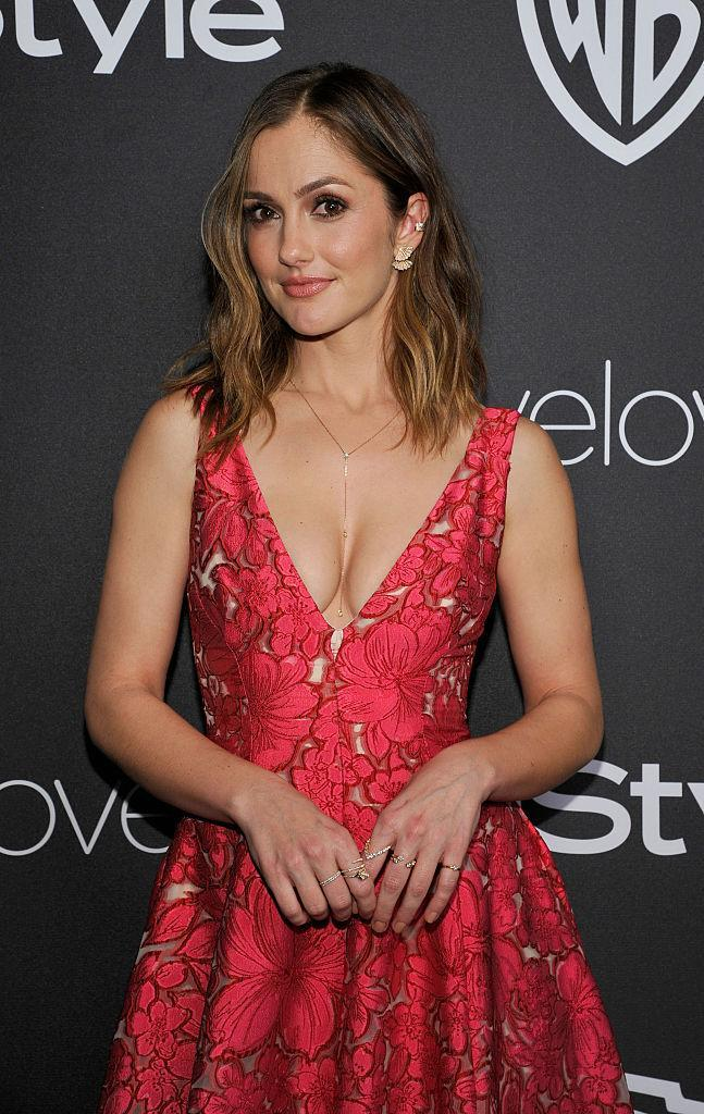 Minka Kelly says Harvey Weinstein propositioned her. (Photo: John Sciulli/Getty Images for InStyle)