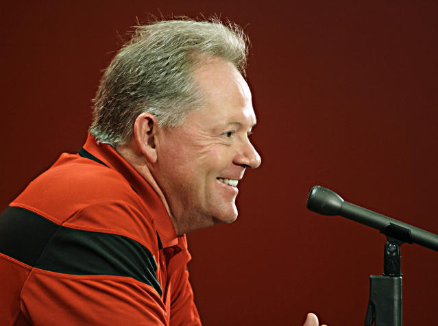 Petrino: Louisville offense has room for growth