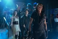 """Jamie Campbell Bower in Screen Gems' """"The Mortal Instruments: City of Bones"""" - 2013"""