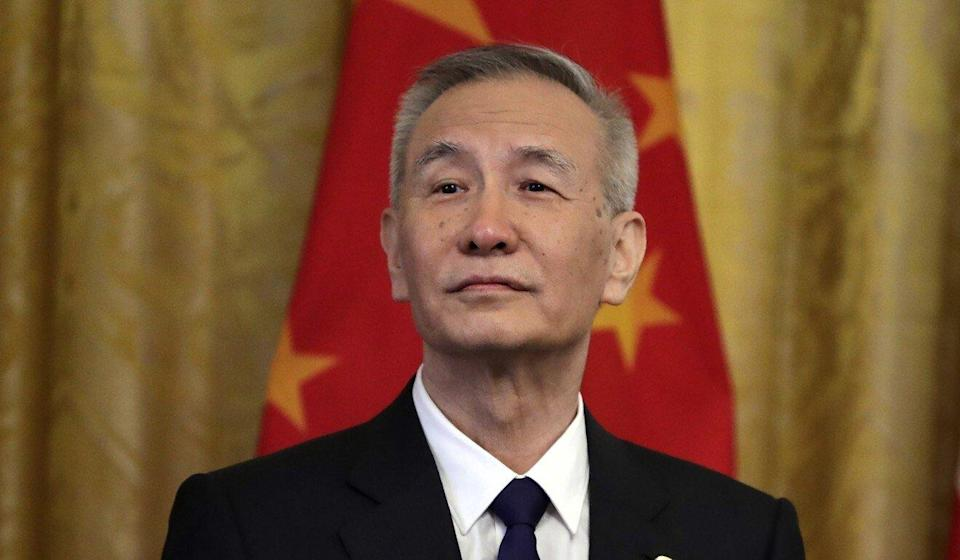 """Tai will hold a meeting with Chinese Vice-Premier Liu He to discuss the trade deal """"in the coming days"""". Photo: AP"""