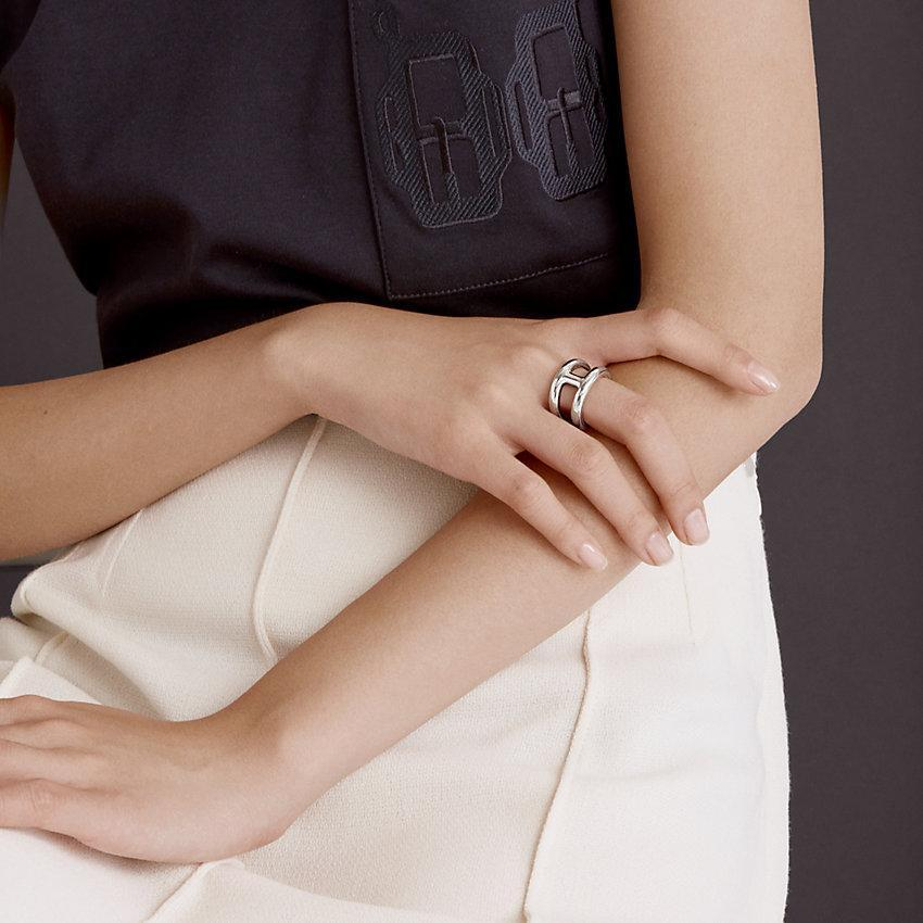 View: Worn, Osmose ring, small model
