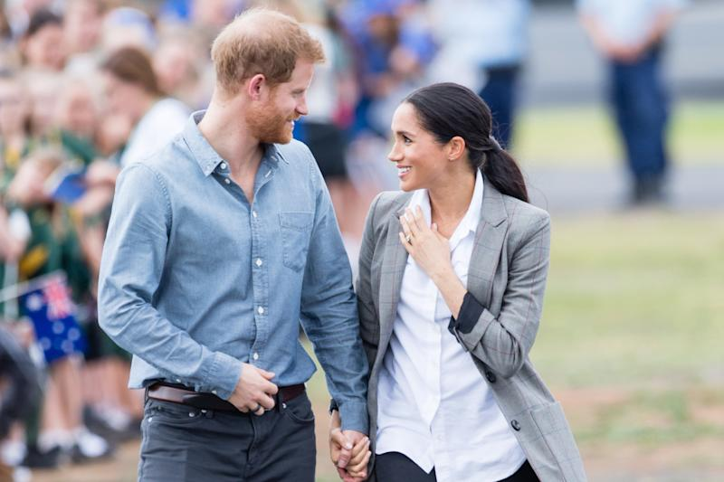 Here's Where Meghan Markle and Prince Harry Reportedly Want to Raise Their Kids