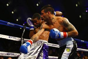 Lucas Matthysse might have the power to give Floyd Mayweather Jr. problems. (Getty Images)