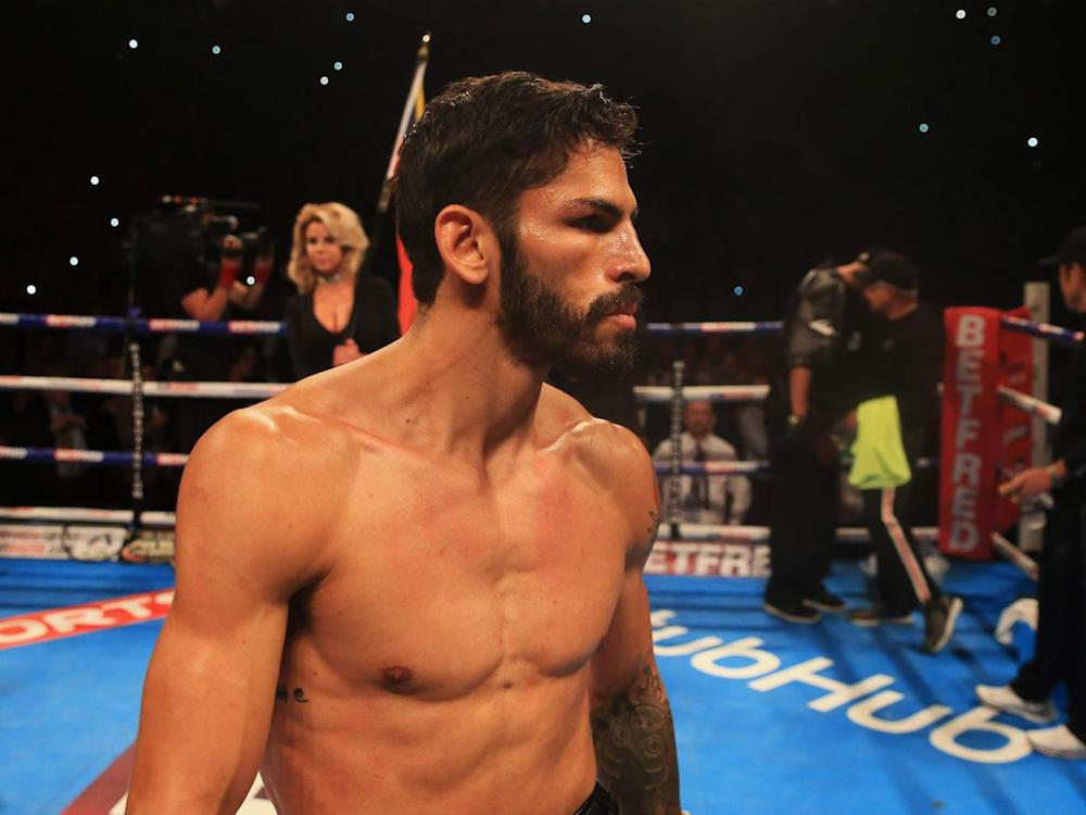 Linares is one of the most dangerous punchers in the lightweight division (Getty)