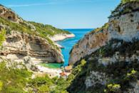 """<p><a href=""""https://www.gov.uk/foreign-travel-advice/croatia/entry-requirements"""" rel=""""nofollow noopener"""" target=""""_blank"""" data-ylk=""""slk:Entry requirements and travel advice for Croatia"""" class=""""link rapid-noclick-resp"""">Entry requirements and travel advice for Croatia</a></p><p>If there's one place where island hopping is required it's Croatia, where you'll be hard-pressed to choose between Vis, Brac, Korcula and Hvar. That's why you should see them all! On a cruise to Croatia, you can visit these four best islands and more as a stylish ship takes you to Dubrovnik, Split and Kotor in Montenegro, too. Whether you want to take a dip in Croatia's crystal-clear waters, taste the fresh seafood or take in the ancient palaces, such as Diocletian's Palace, Croatia is the perfect place to get back to the Med.</p><p><strong>Good Housekeeping's eight-day cruise on the luxurious Golden Horizon ship departs on 23d September.</strong></p><p><a class=""""link rapid-noclick-resp"""" href=""""https://www.goodhousekeepingholidays.com/tours/croatia-dubrovnik-split-hvar-brac-vis-kotor-cruise"""" rel=""""nofollow noopener"""" target=""""_blank"""" data-ylk=""""slk:FIND OUT MORE"""">FIND OUT MORE</a></p>"""