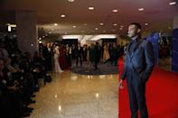 <p>Scenes from the red carpet arrivals at the 2016 White House Correspondents' Dinner at the Washington Hilton in Washington, D.C. <i>(Photo: Khue Bui for Yahoo News)</i></p>