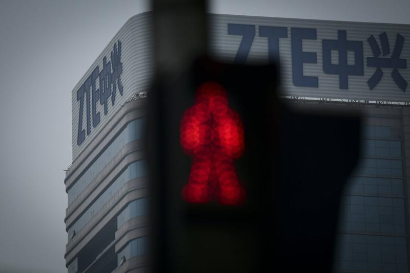 Trump administration tells Congress it has deal to save ZTE