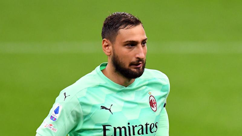 Milan in no hurry to agree new contract with Donnarumma, says Maldini