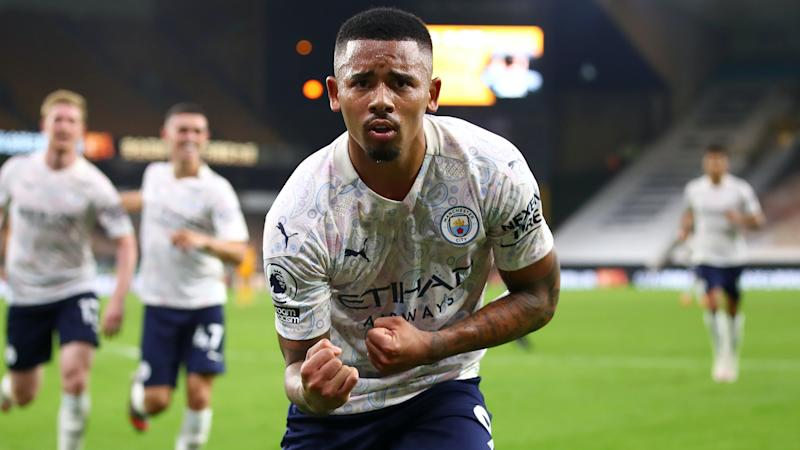 Manchester City striker Gabriel Jesus withdraws from Brazil squad with injury
