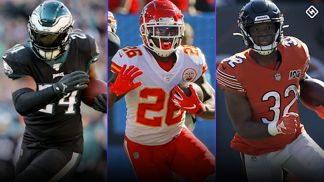Fantasy Injury Updates: Jordan Howard, Damien Williams, David Montgomery, Le'Veon Bell impact Week 11 start 'em, sit 'em calls
