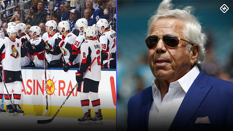 Ottawa Senators for sale? Snapchat post sparks theories Robert Kraft is buying team