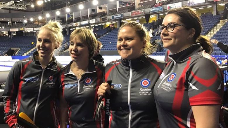 N.W.T. ends Cinderella run at Scotties with 6th place finish